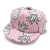Pineapple Hat Pink