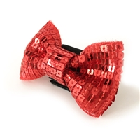 EasyBOW Sequin Red