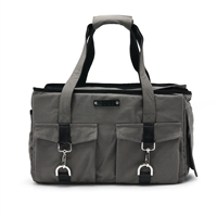 Buckle Tote BB Charcoal (Small)