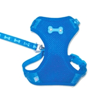 ActiveGO Bone Harness Blue