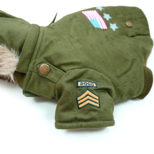 Dogo Us Army Jacket