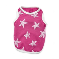 PP Starry Tank Pink