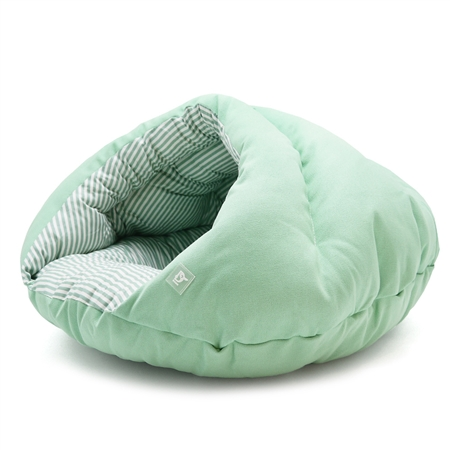 Burger Bed SS Solid Green
