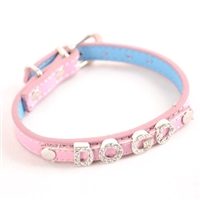 Personality Collar Pink
