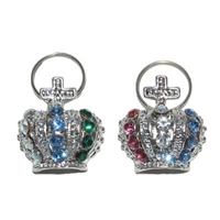 Color Crown Charm