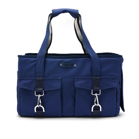 Buckle Tote BB Navy (Small)