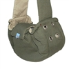 DOGO Messenger Bag Green