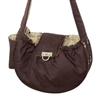DOGO Messenger Bag Brown