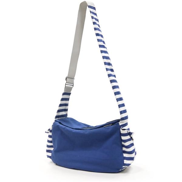 Soft Sling Bag Blue