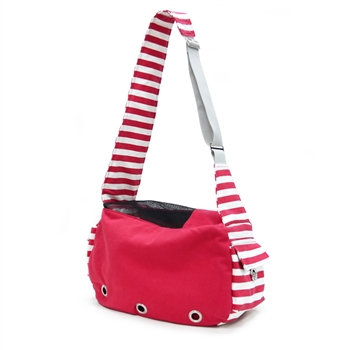 Soft Sling Bag Red