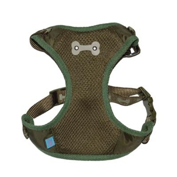 ActiveGO Bone Harness Green