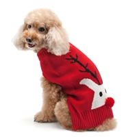 Red Nose Reindeer Sweater