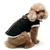Furry Runner Coat Black
