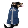 Urban Runner Coat Navy