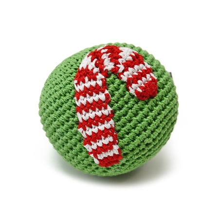 Candy Cane Ball